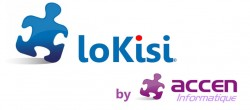 Logo loKisi by ACCEN Informatique V2