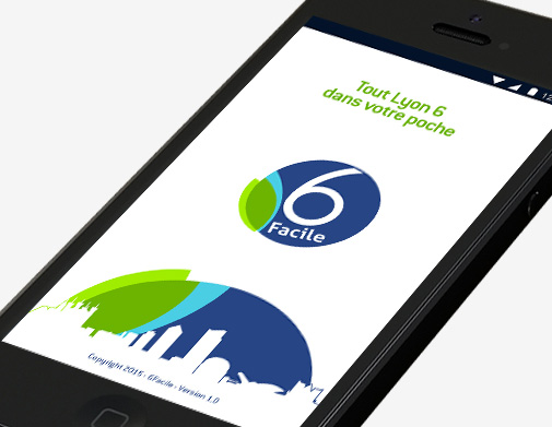 « 6 facile » : L'initiative des commerçants du 6ème !