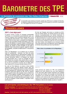 Baromètre des TPE Fiducial: 63% des patrons interrogés conscients des enjeux de la transition numérique