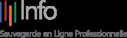 Logo_InfoBackup Sauvegarde en Ligne Sécurisée