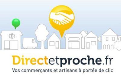 Direct et Proche: Un service de site web clé en main