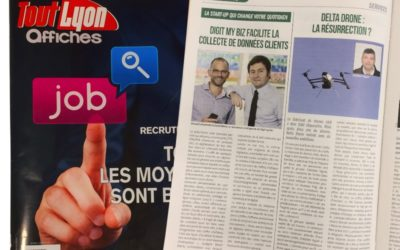 DIGIT MY BIZ, la start-up qui change votre quotidien