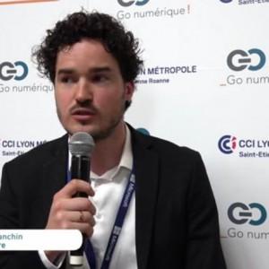 Arnaud franchin d'Algo Sécure parle de sécurité informatiques et des failles qui permettent les intrusions de hackers