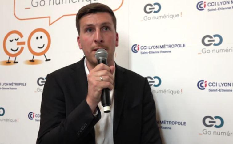 Victor Fresel CRM Salesforce à Go Numérique Lyon
