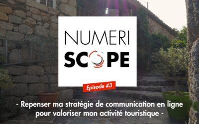 Numériscope Episode 3: La petite cour verte, maison d'hôtes
