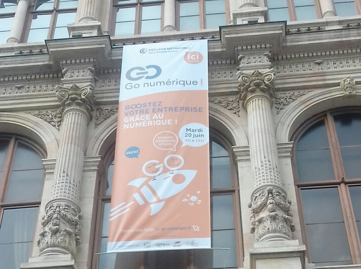 Sponsor Associé - Go numérique